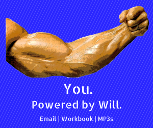 Powered by Will.