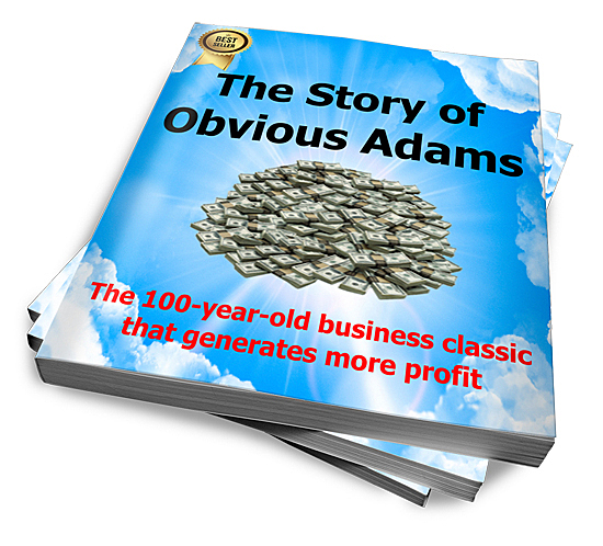 The Story of Obvious Adams