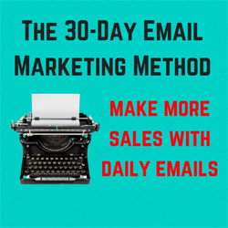 the-30-dayemailmarketingmethodsm